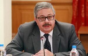 Российский дипломат, Чрезвычайный и полномочный посол Российской Федерации в Турции. Бывший глава департамента Ситуационно-кризисного центра МИД России.