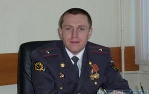 Бывший начальник УВД по г.Домодедово Московской обл