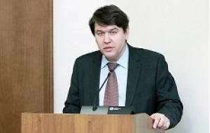 Бывший Руководитель аппарата Государственной комиссии по радиочастотам (ГКРЧ), бывший замдиректора Департамента государственной политики в области связи (ДГПС) Минкомсвязи