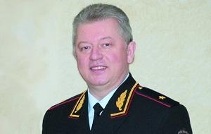 Генерал-майор полиции, бывший начальник управления ГИБДД