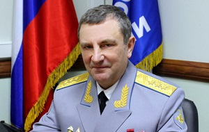 Российский военачальник, председатель ЦК ДОСААФ с 17 декабря 2014 года.