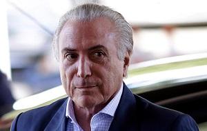 Бразильский государственный и политический деятель, адвокат, доктор юридических наук, вице-президент Бразилии с 1 января 2011 года (при президенте Дилме Русеф), с 31 августа 2016 года — Президент Бразилии. Председатель Партии бразильского демократического движения.