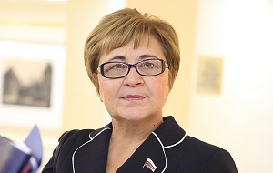 Бывший Представитель от исполнительного органа государственной власти Чувашской Республики