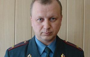 Бывший Начальник ГИБДД по Иркутской области (подозревается в превышении должностных полномочий)