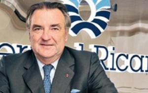 Сын основателя компании Ricard, бессменный председатель совета директоров Pernod Ricard с 1978 года
