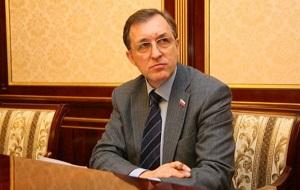 Член Совета Федерации от Ленинградской области