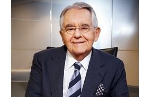Американский топ-менеджер, политик-республиканец, миллиардер, публицист и филантроп