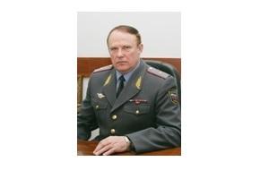 Заместитель начальника ГУВД по Московской области, генерал-майор милиции.
