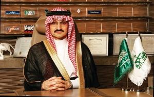 Больше известный как принц аль-Валид — член Саудовской королевской семьи, племянник нынешнего короля Салмана, предприниматель и международный инвестор. Заработал своё состояние на инвестиционных проектах и покупке акций. В 2007 году его собственный капитал оценивался в $21,5 млрд. Аль-Валид ибн Талал аль-Сауд занимает 22 строчку в списке самых богатых людей мира. Журнал «Time» дал ему прозвище «аравийский Уоррен Баффетт»