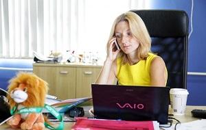 Молодая женщина-предприниматель России, Совладелец компании Biglion