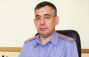 Бывший заместитель начальника ГУ МВД по Иркутской области. Полковник внутренней службы