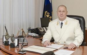 Волжский межрегиональный природоохранный прокурор, Первый заместитель прокурора Московской области