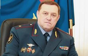 Бывший начальник Главного управления ФСИН по Ростовской области генерал-лейтенант внутренней службы