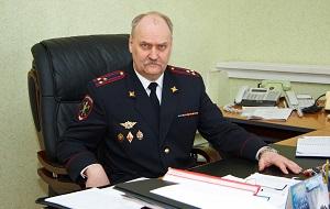 Врио начальника управления МВД России по Тамбовской области — начальник полиции, полковник полиции