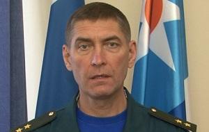 Первый заместитель Министра Российской Федерации по делам гражданской обороны, чрезвычайным ситуациям и ликвидации последствий стихийных бедствий