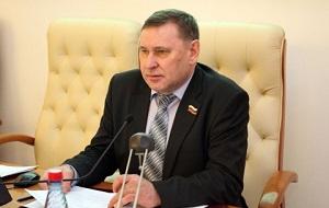 Председатель Курганской областной Думы