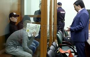 Члены экстремистского сообщества Misanthropic Division (запрещено в РФ), обвиняемые в экстремизме и оправдании терроризма.