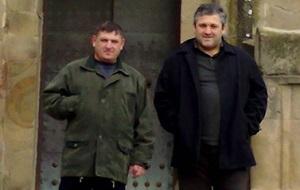 Российские офицеры - подполковники Минобороны РФ. (Обвиненные в шпионаже в пользу Грузии)