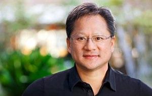 Американский предприниматель и бизнесмен. Является соучредителем, президентом и CEO корпорации Nvidia, которая специализируется на разработке графических процессоров. Окончил Университет штата Орегон до переезда в Калифорнию, где он также окончил Стэнфордский университет. В 2008 году Forbes включил его в список U.S. CEOs как наиболее высокооплачиваемый CEO (61 место)