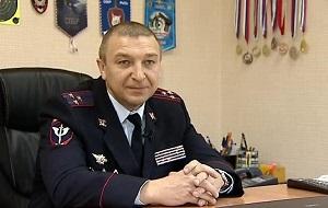 Начальник управления Федеральной службы войск национальной гвардии РФ по Костромской области, полковник полиции