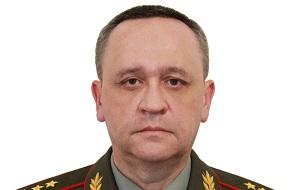 Генерал-полковник, командующим Центральным округом войск национальной гвардии РФ (с 8 марта 2016 года).