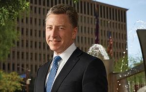 Специальный представитель США для координации работы с Украиной, бывший посол страны в НАТО