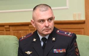 Начальник управления Федеральной службы войск национальной гвардии РФ по Курской области, полковник полиции