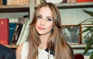 Дочь российского бизнесмена