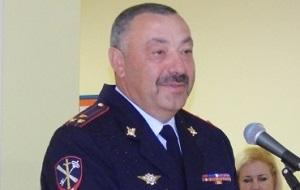 Начальник управления Федеральной службы войск национальной гвардии РФ по Тульской области, полковник полиции