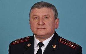 Начальник управления Федеральной службы войск национальной гвардии РФ по Калужской области, полковник полиции