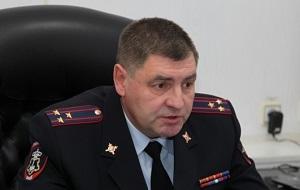 Начальник управления Федеральной службы войск национальной гвардии РФ по Орловской области, полковник полиции