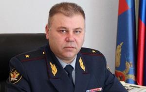 Начальник Главного управления ФСИН России по Кемеровской области. Генерал-майор внутренней службы