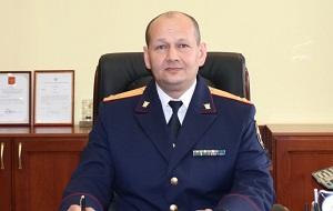 Руководитель Cледственного управления Следственного комитета РФ по Ханты-Мансийскому автономному округу-Югре