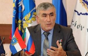 Начальник управления Федеральной службы национальной гвардии РФ поРеспублике Дагестан