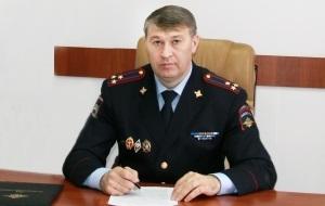 Врио министра внутренних дел по Республике Адыгея, полковник полиции
