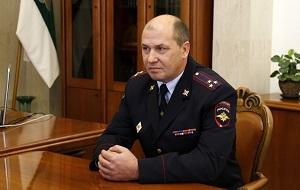 Начальник управления Федеральной службы национальной гвардии РФ поКурганской области