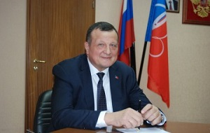 Глава Щёлковского муниципального района Московской области