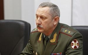 Начальник управления Федеральной службы национальной гвардии РФ поКраснодарскому краю