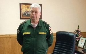 Начальник управления Федеральной службы национальной гвардии РФ поРеспублике Крым