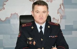 Начальник управления Федеральной службы национальной гвардии РФ поРеспублике Бурятия