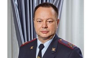 Начальник управления Федеральной службы национальной гвардии РФ поСамарской области