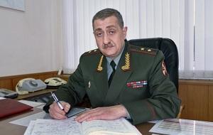 Командующий Уральским округом войск национальной гвардии Российской Федерации