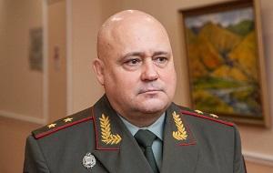 Командующий Северо-Западным округом войск национальной гвардии Российской Федерации