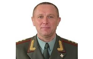 Командующий Северо-Кавказким округом войск национальной гвардии Российской Федерации