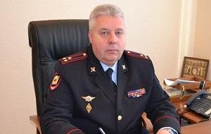 Начальник управления Федеральной службы войск национальной гвардии РФ поПсковской области