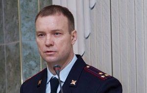 Начальник УМВД РФ по Калининградской области