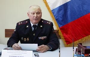 Начальник управления Федеральной службы национальной гвардии РФ поСахалинской области