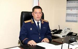 Руководитель Cледственного управления Следственного комитета РФ по Ростовской области