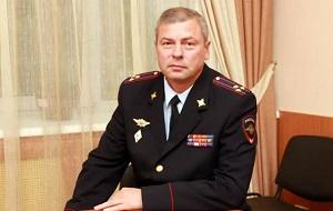 Врио начальника УМВД РФ по Кемеровской области генерал-майор внутренней службы