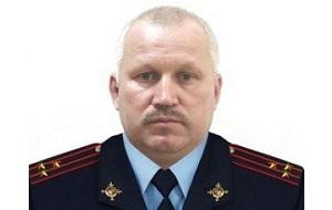 Начальник управления Федеральной службы национальной гвардии РФ поИркутской области